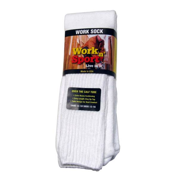 Men's Over the Calf Tube Socks