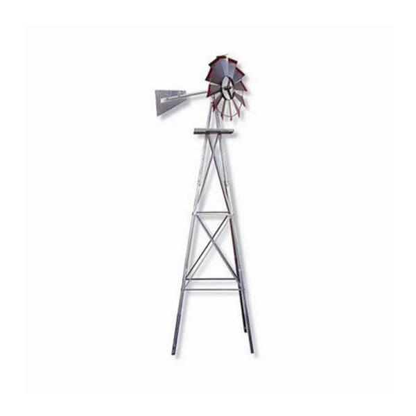 8' American Windmill Lawn Ornament