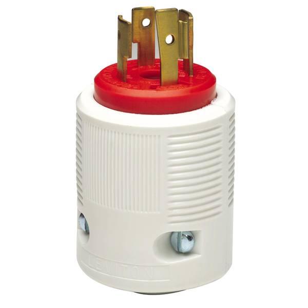 3 Pole 4 Wire Grounding Plug Locking