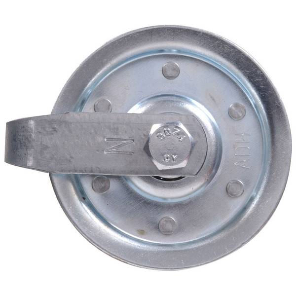 Pulley with Fork/Axle Bolt/Nut