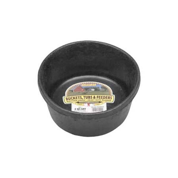 DuraFlex Rubber Feed Pan