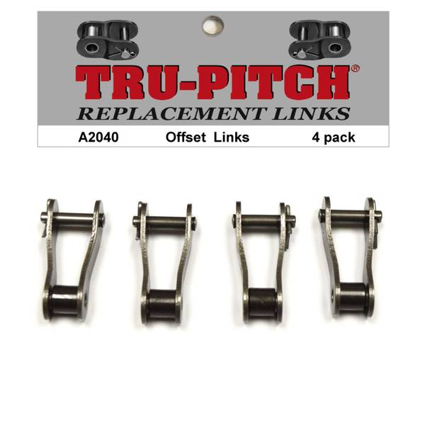A -Type Double Pitch Roller Chain Offset Links