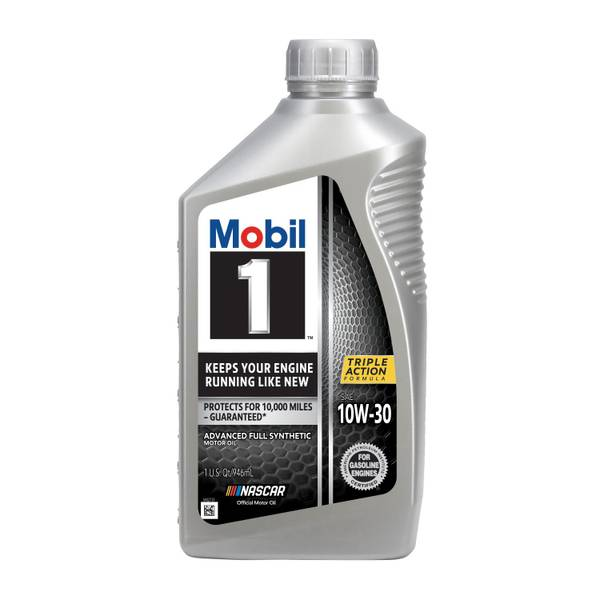 10W30 Fully Synthetic Motor Oil