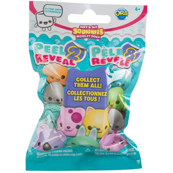 Peel 2 Reveal Blind Bags