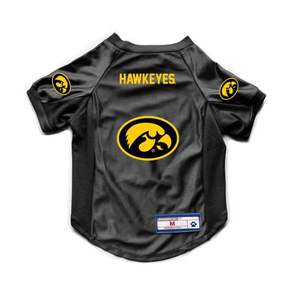 Iowa Hawkeyes Medium Pet Jersey