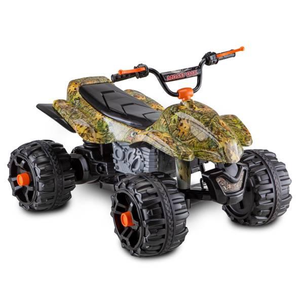 12V Mossy Oak ATV Ride-On