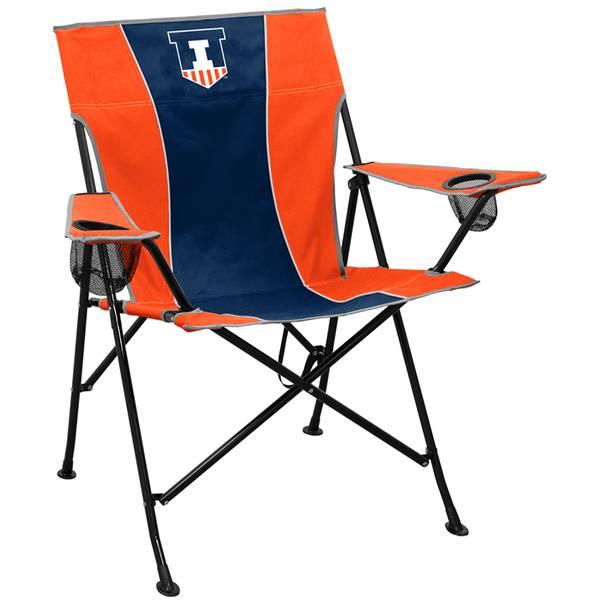 Illinois Pregame Chair