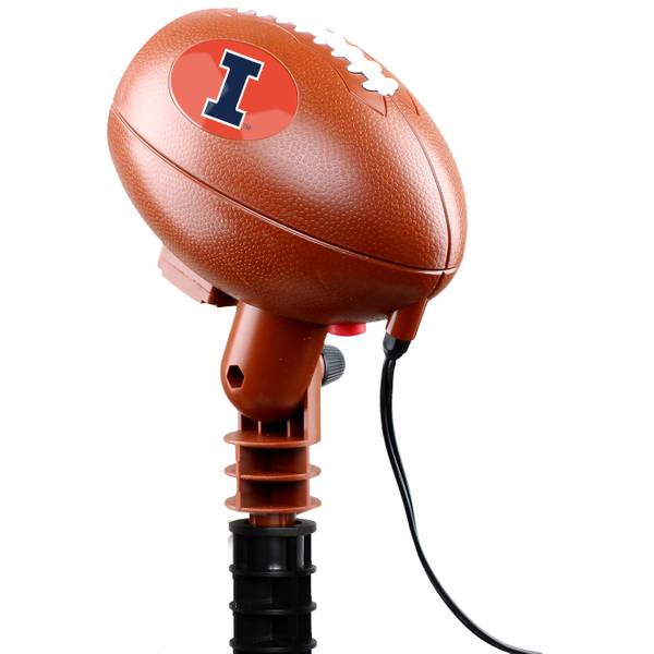 University of Illinois Fighting Illini LED House Light