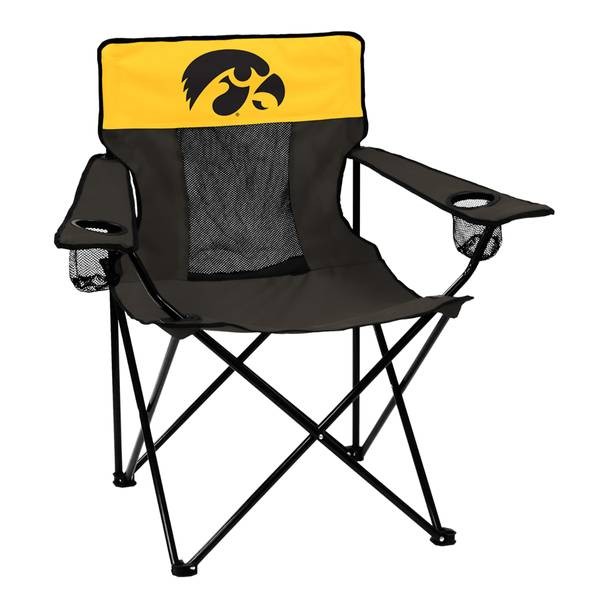 Iowa Hawkeyes Elite Chair