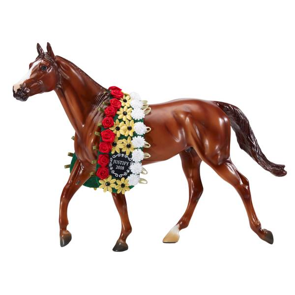 Justify Traditional Horse
