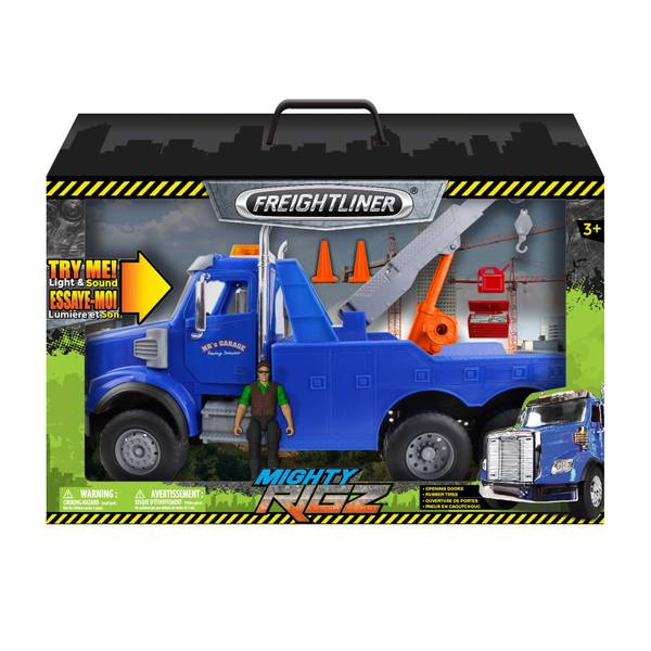 Mighty Rigz Freightliner Tow Truck