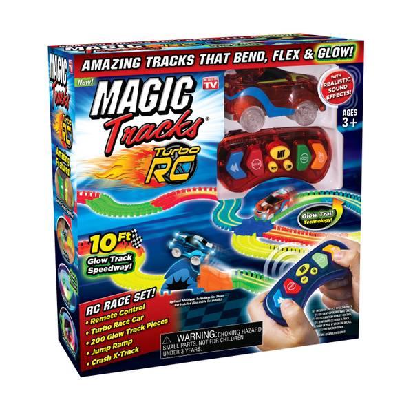 Magic Track Remote Control