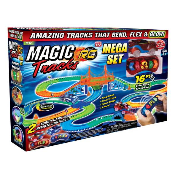 Magic Tracks Remote Contol Mega Set