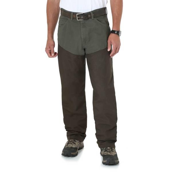1aadef6d Wrangler Men's Upland Jeans Loden Green