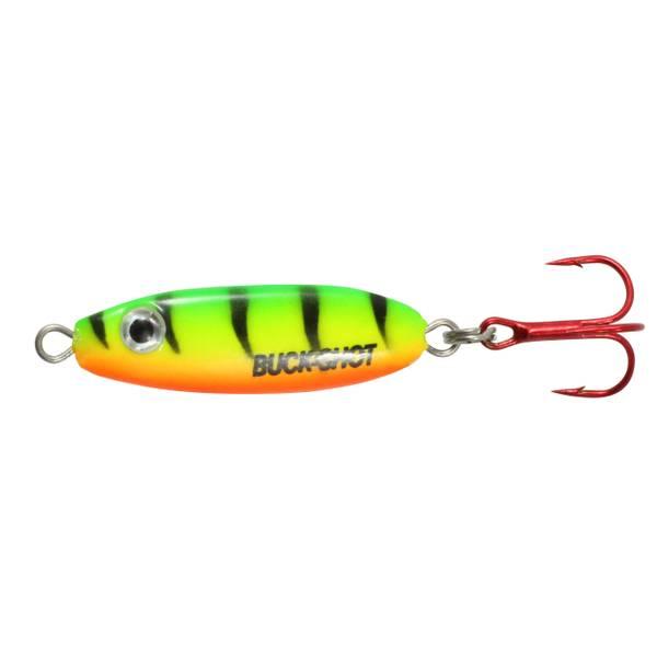Northland Fishing Tackle 1/8 oz UV Buckshot Spoon Firetiger