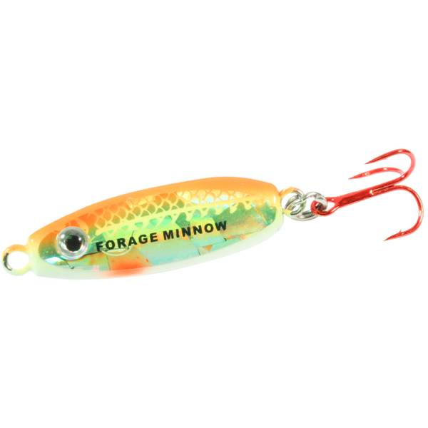 Northland Fishing Tackle 1/16 oz Forage Minnow Spoon Chub