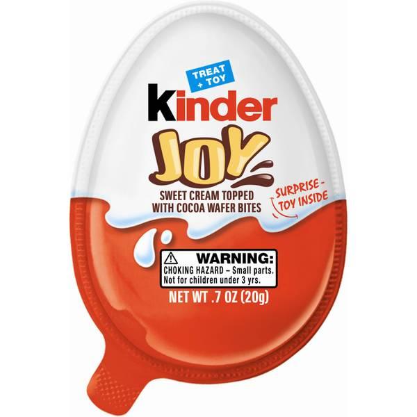 Photo of Kinder Joy Egg