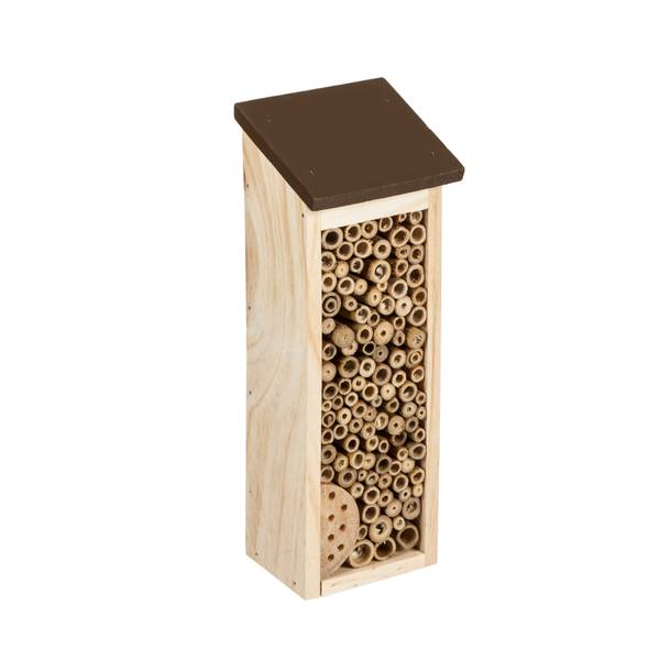 "11"" Highrise Bee House"