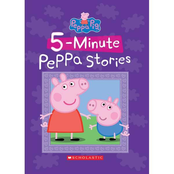 Five Minute Peppa Stories