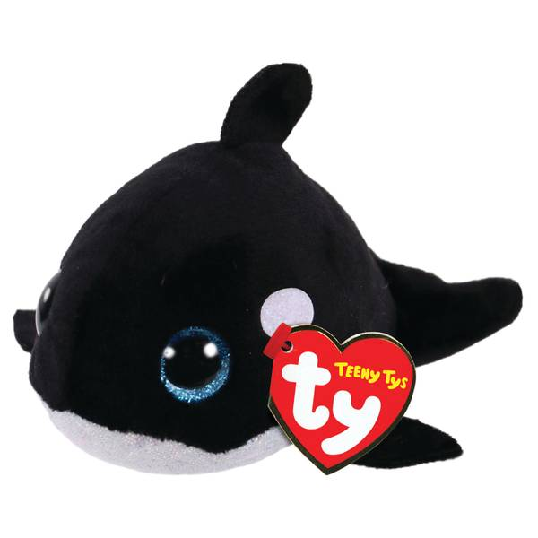 Teeny Orville-Orca Whale