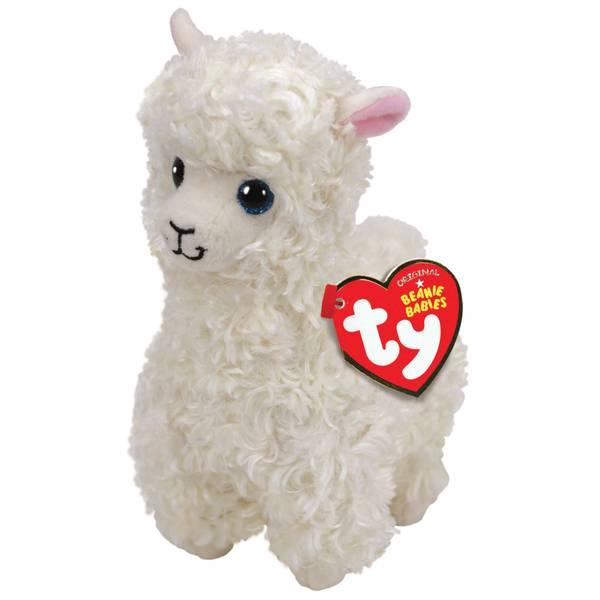 Beanie Baby Lily-Llama