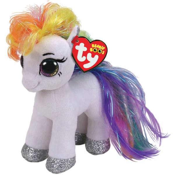 Starr - Boo White Pony