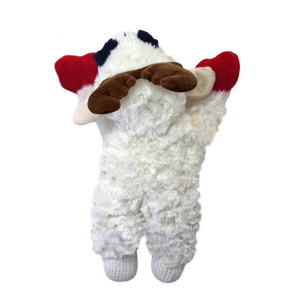 Lamb Chop with Antlers Doy Toy Assortment