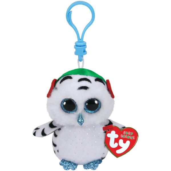 Nester - Boo Christmas Owl Clip