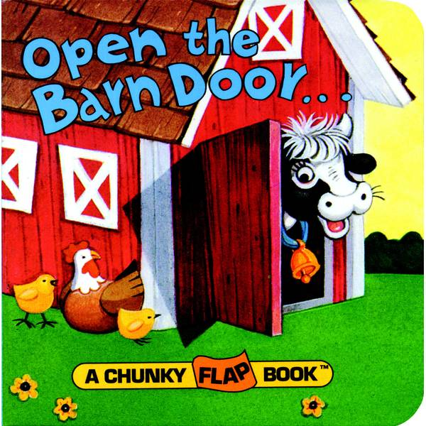 Open the Barn Door Book