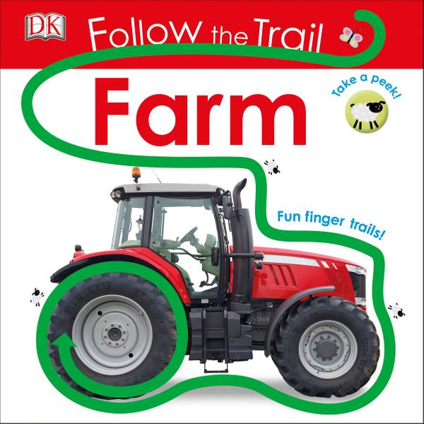 Follow the Trail: Farm Book