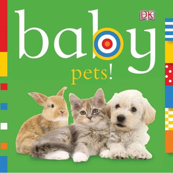 Baby Pets Board Book