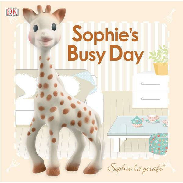 Sophie's Busy Day Book