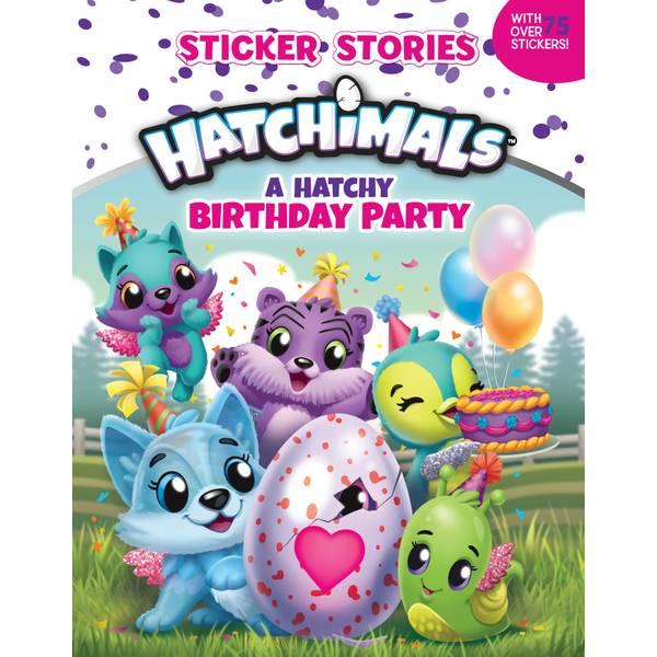 Hatchimals Sticker Stories