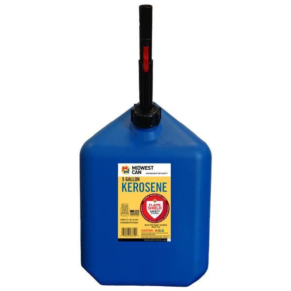 5 Gal Kerosene Can Auto Shut Off