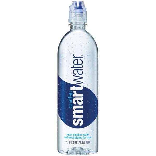 23.7oz Smartwater