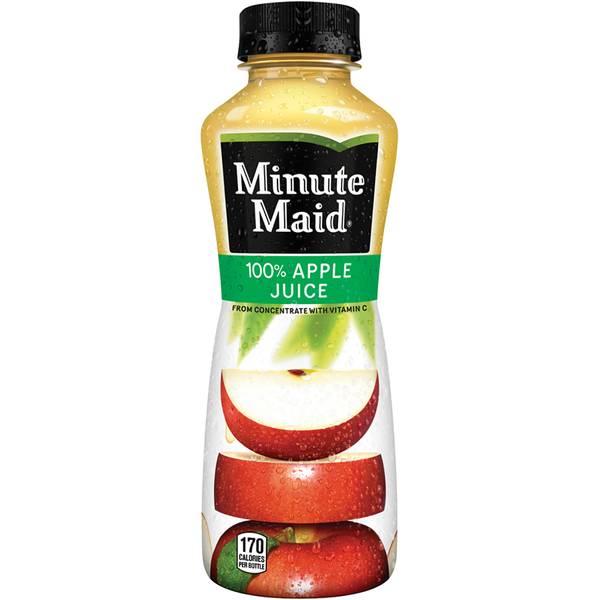 12oz Apple Juice