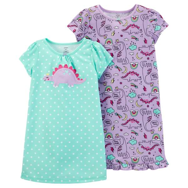 Carter's Size 7 Girls Super Sweet Long Sleeve Shirt Durable Modeling Tops & T-shirts Girls' Clothing (newborn-5t)