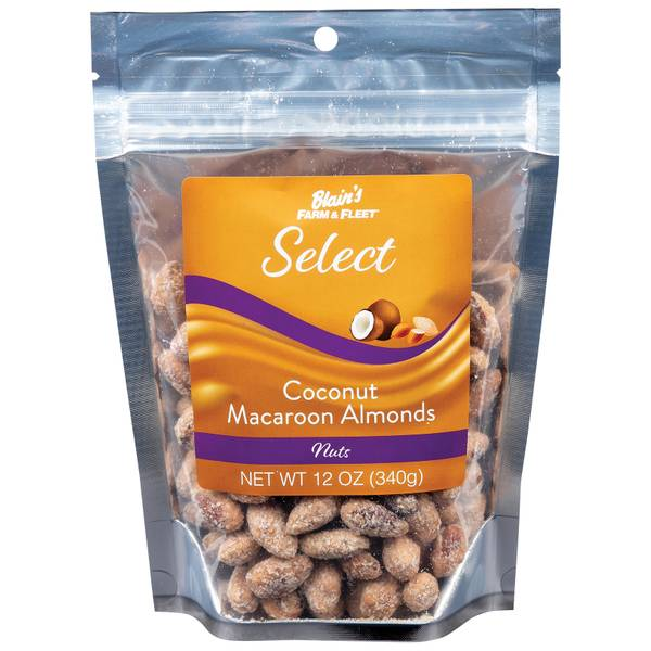 Select Coconut Mararoon Almonds 12 oz