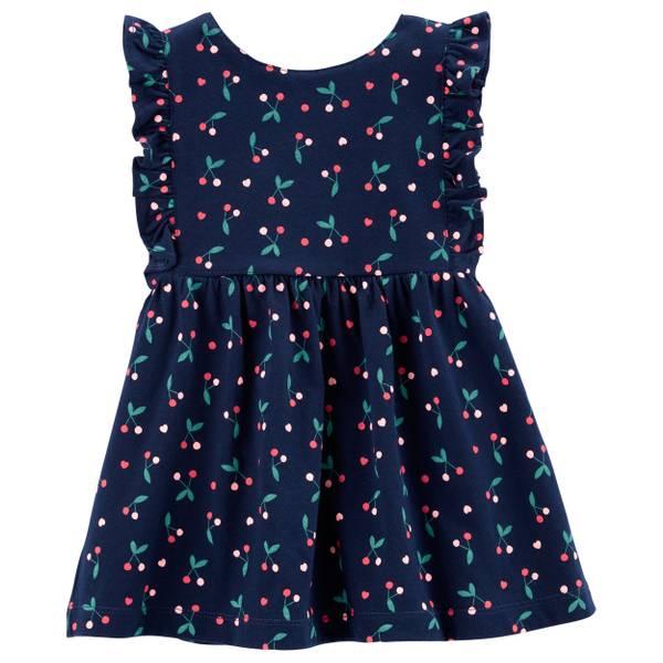 695e567ce Carter s Infant Girl s Sleeveless Cherry Dress