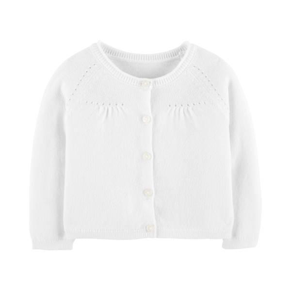 a8dacf3fa Carter s Infant Girl s Cardigan Sweater