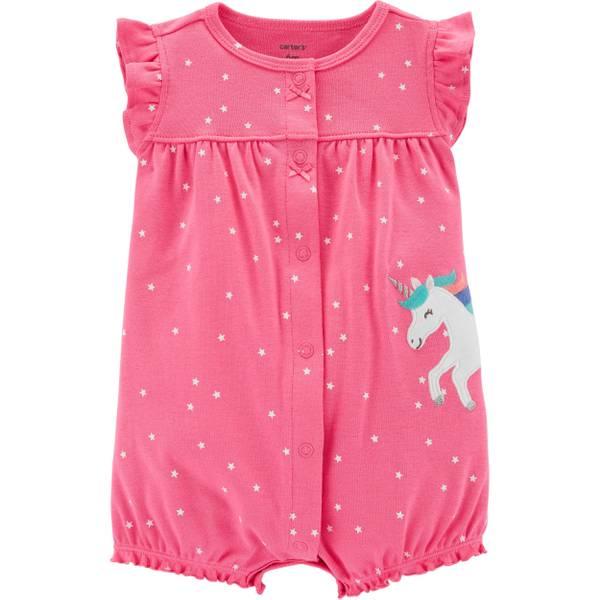 aaea12276d3e Carter s Infant Girl s Sleeveless Unicorn Romper