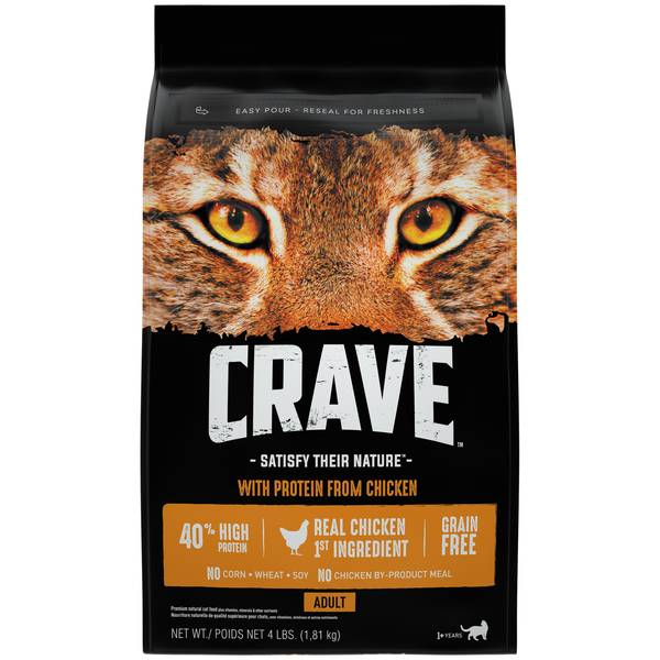 Crave Chicken Cat Food