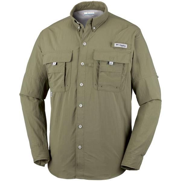 cc9ede5d251 Columbia Men's Long Sleeve Bahama Shirt