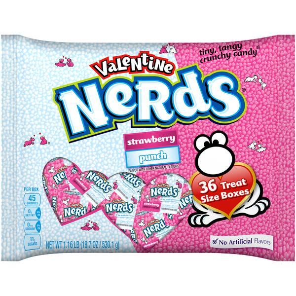 Valentine Nerds
