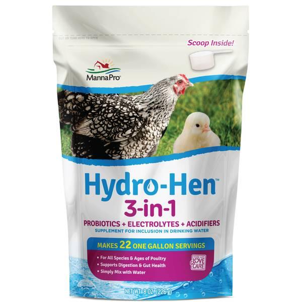Hydro Hen 3-In-1