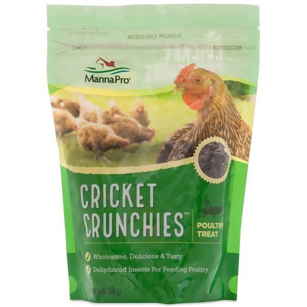 Cricket Crunchies