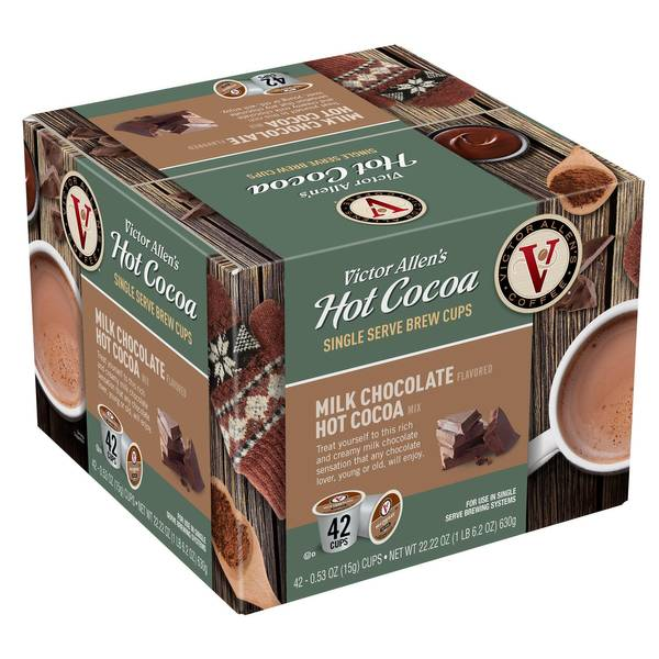 42 Count Milk Chocolate Hot Cocoa