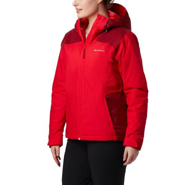 Womens Plus Size Tipton Peak Omni Heat Insulated Jacket