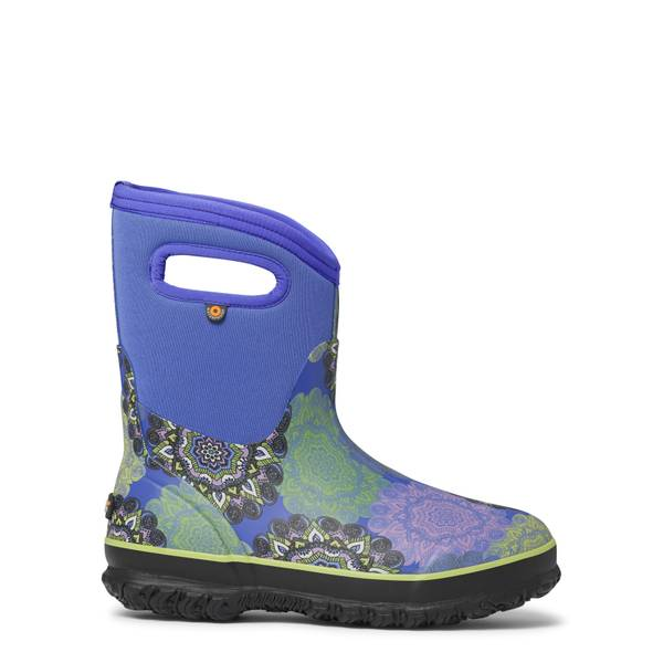 BOGS Classic Mid Shinny Women/'s Boot