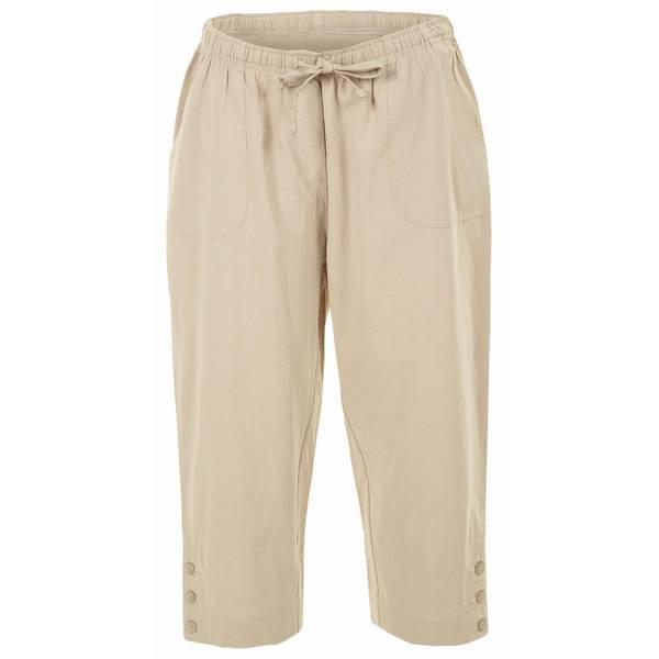 143395ec081 Cathy Daniels Women s Plus Size Pull On Hem Capri Pants